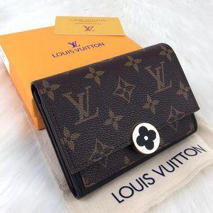 Louis Vuitton Flore Compact Wallet